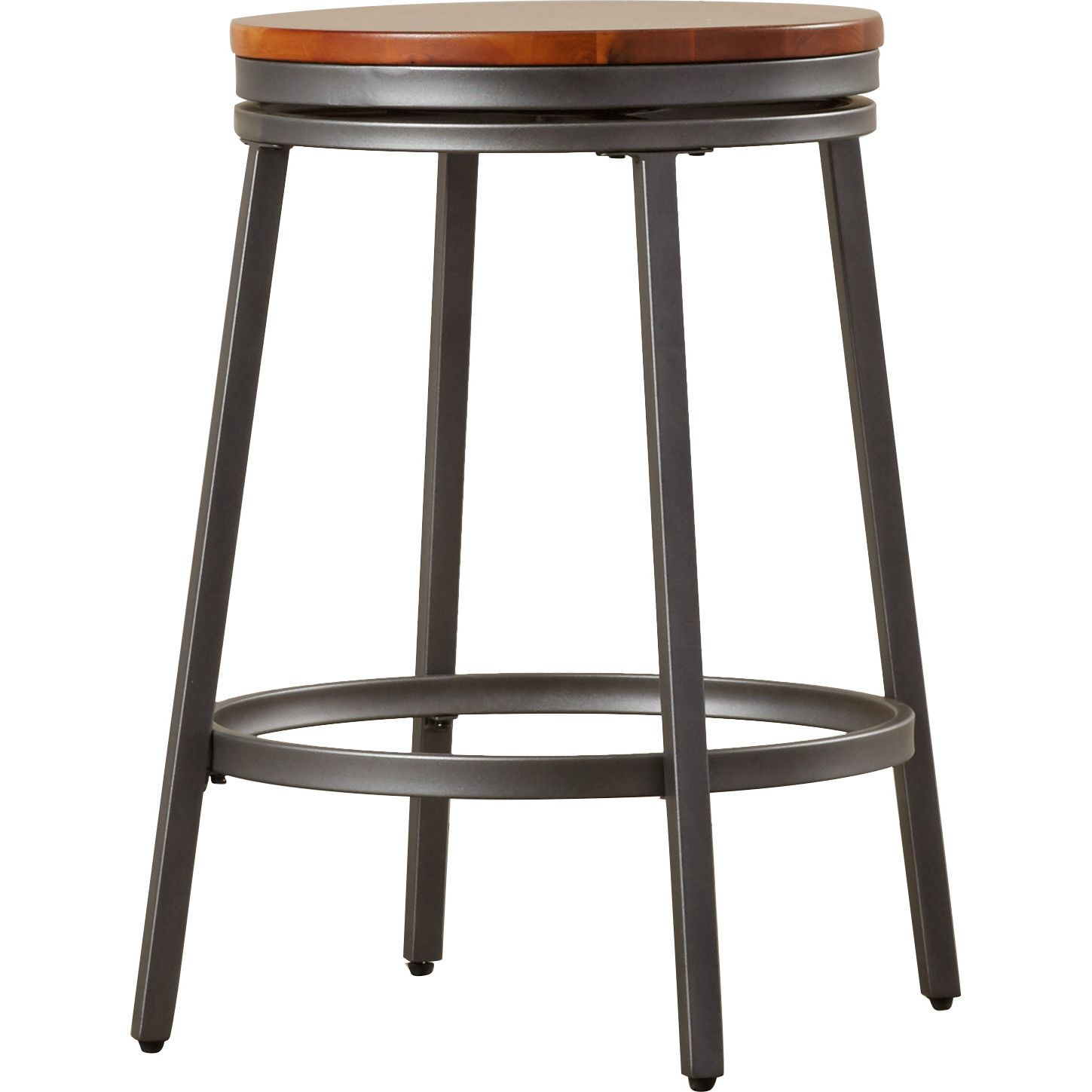 Mercury Row Aquirre 25 Swivel Bar Stool