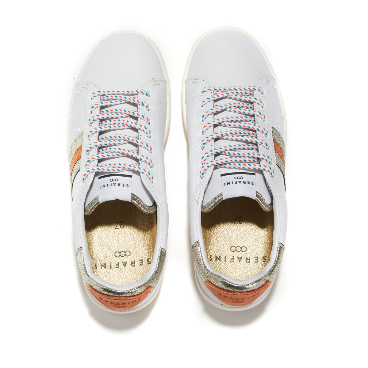Baskets À Lacets Jimmy Connors Taille : 40;41 in 2019