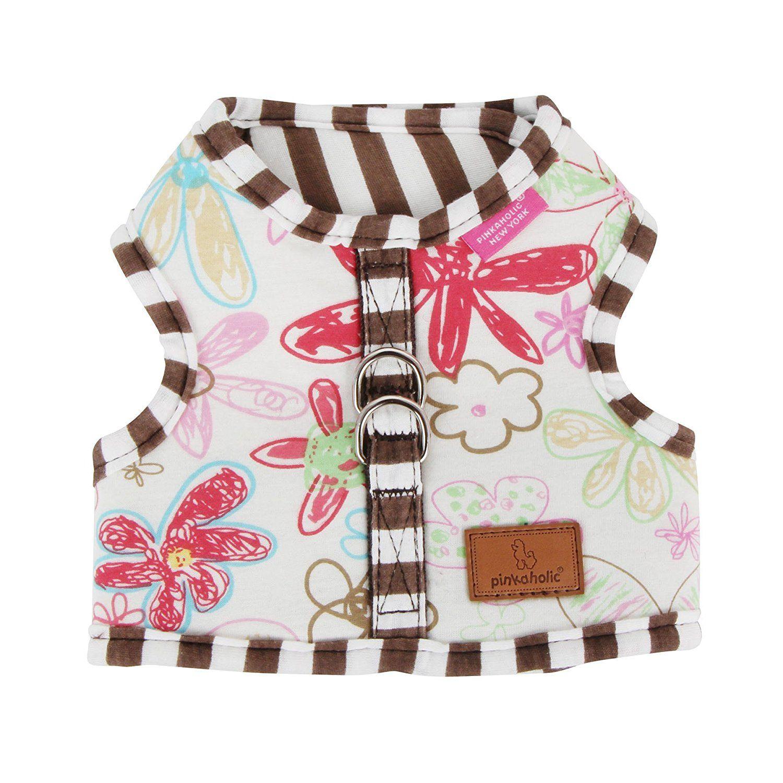 Pinkaholic New York Picnic Pinka Harness, Medium, Brown