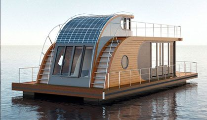 nautilus hausboote facilities float pinterest. Black Bedroom Furniture Sets. Home Design Ideas
