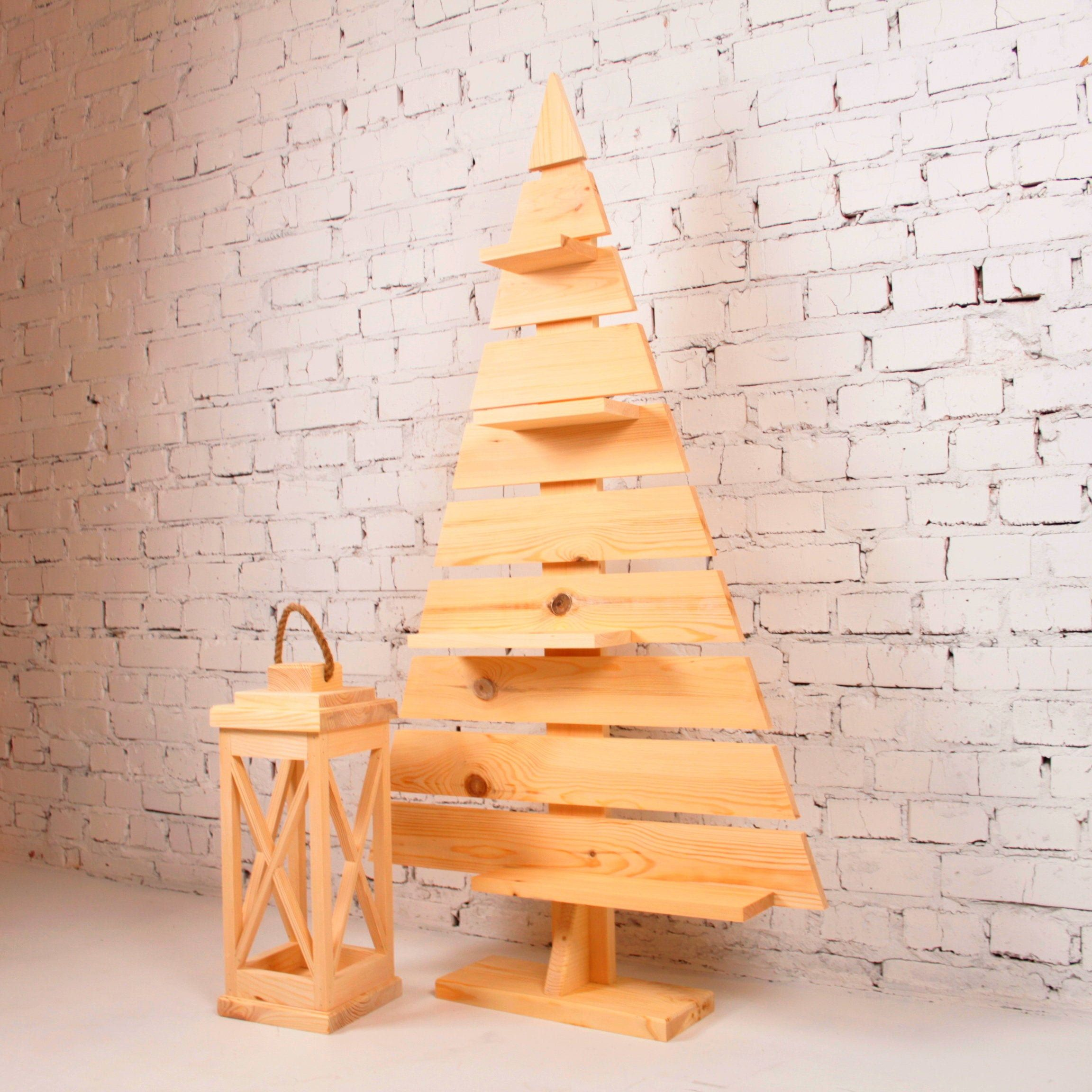 Christmas Tree Prices 2020 Farmhouse Style Wood Christmas Ornaments. Christmas tree   Etsy in