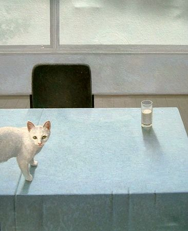 Zai Kuang - Cat in the Room 2004