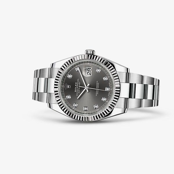 5e5cffdc51a The watch of reference for those who believe that elegance is timeless.  Rolex Datejust