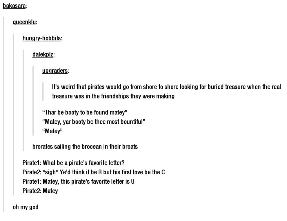 Really Funny Jokes Tumblr There's No Way You Won...