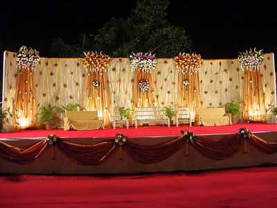 Outdoor indian wedding stage decorations indian wedding outdoor indian wedding stage decorations indian wedding decorations junglespirit Choice Image