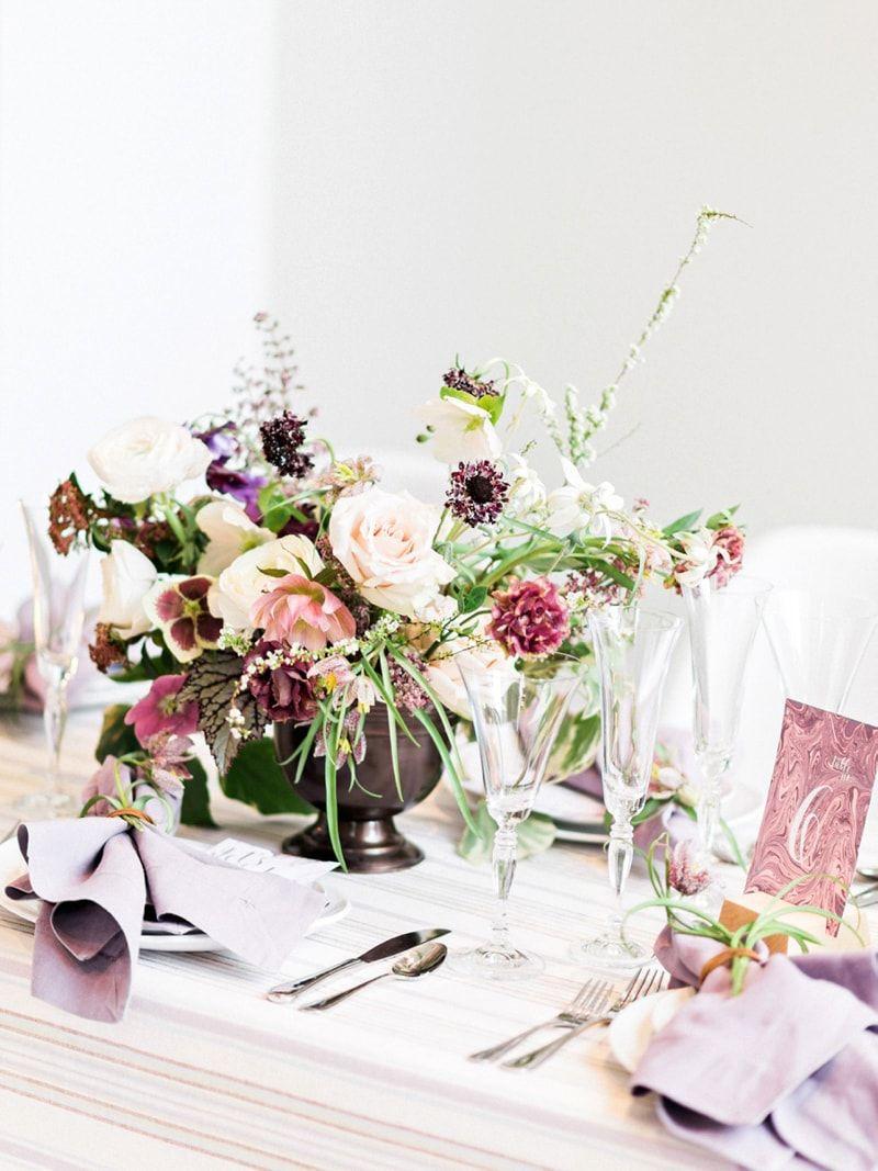 Simple Wedding Bouquet Summer Babies Breath