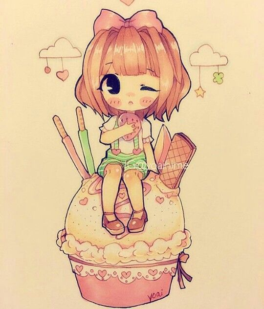 yoaihime (instagram) | Yoaihime ♡ | Pinterest | Dibujo, Kawaii y ...