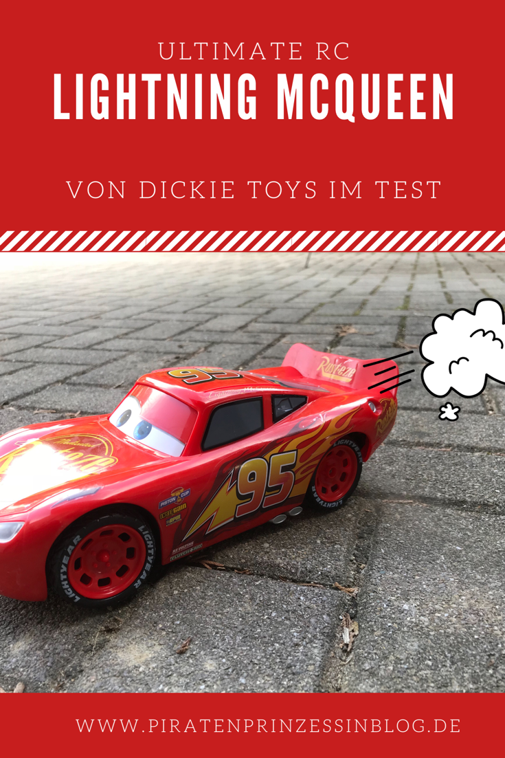Cars 3 Rc Ultimate Lightning Mcqeen Von Dickie Toys Im Test Review