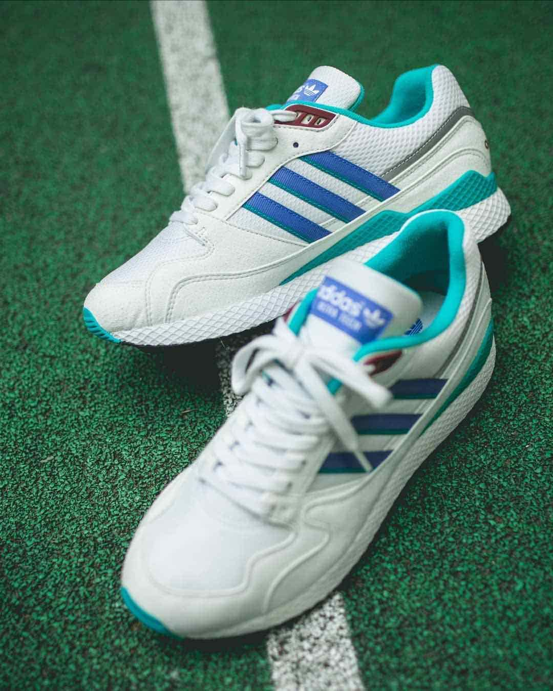 5c2399dfcdda1 Adidas Ultra Tech White   Lilac   Black Credit   The Good Will Out
