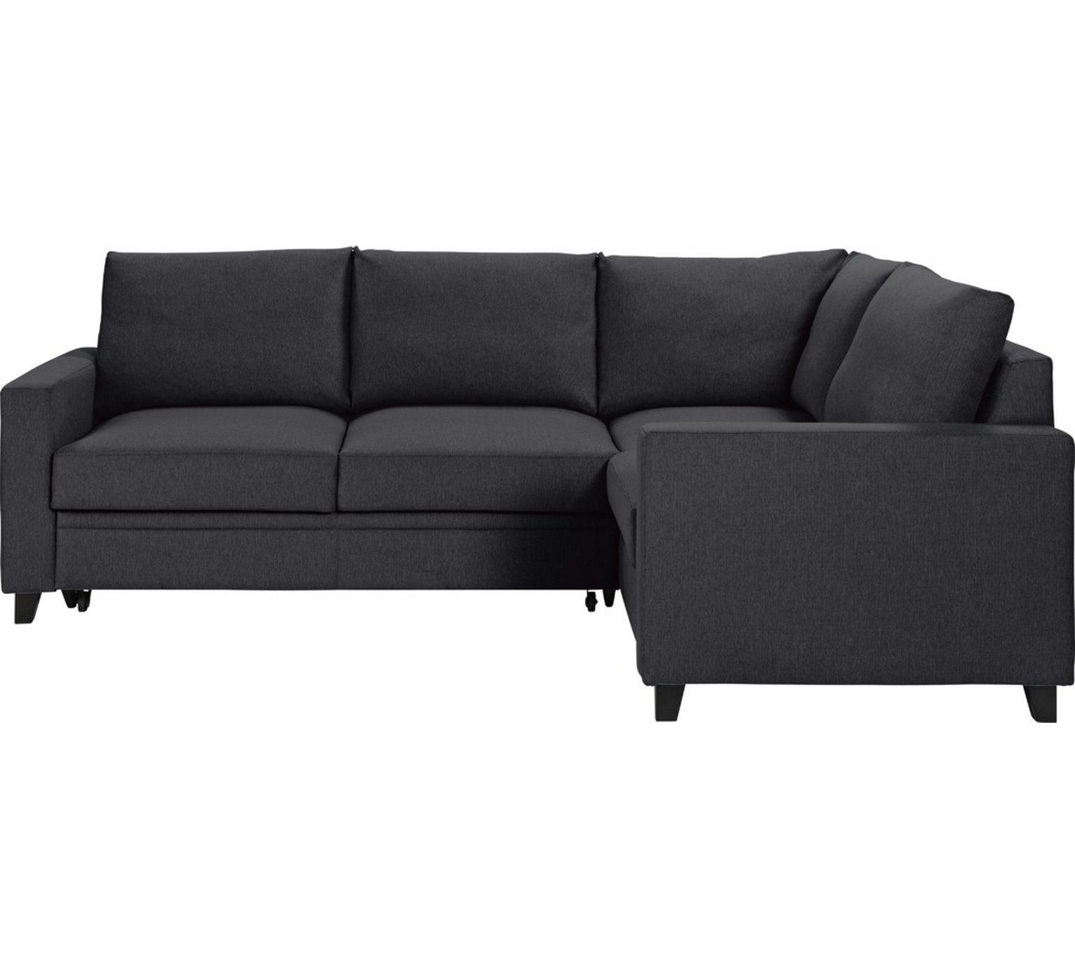Buy Argos Home Seattle Right Corner Fabric Sofa Bed Charcoal Sofa Beds With Images Fabric Sofa Bed Charcoal Sofa Argos Home