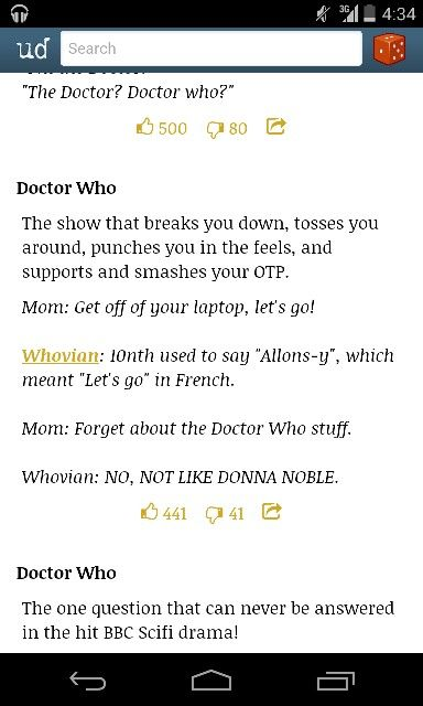 Urban dictionary knows what's up  | Nerdy Awesomness | Urban
