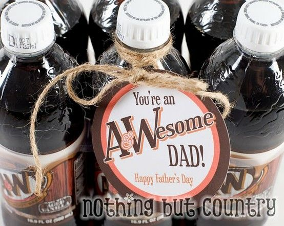 Fathers day ideas and printables