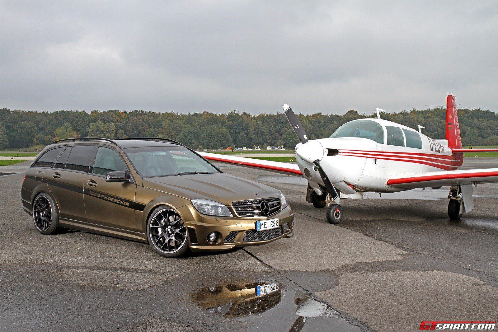 Matt Gold Mercedes Benz C63 Amg By Sr Performance 6 0 Autos Cars