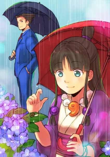 Raining - Maya and Nick
