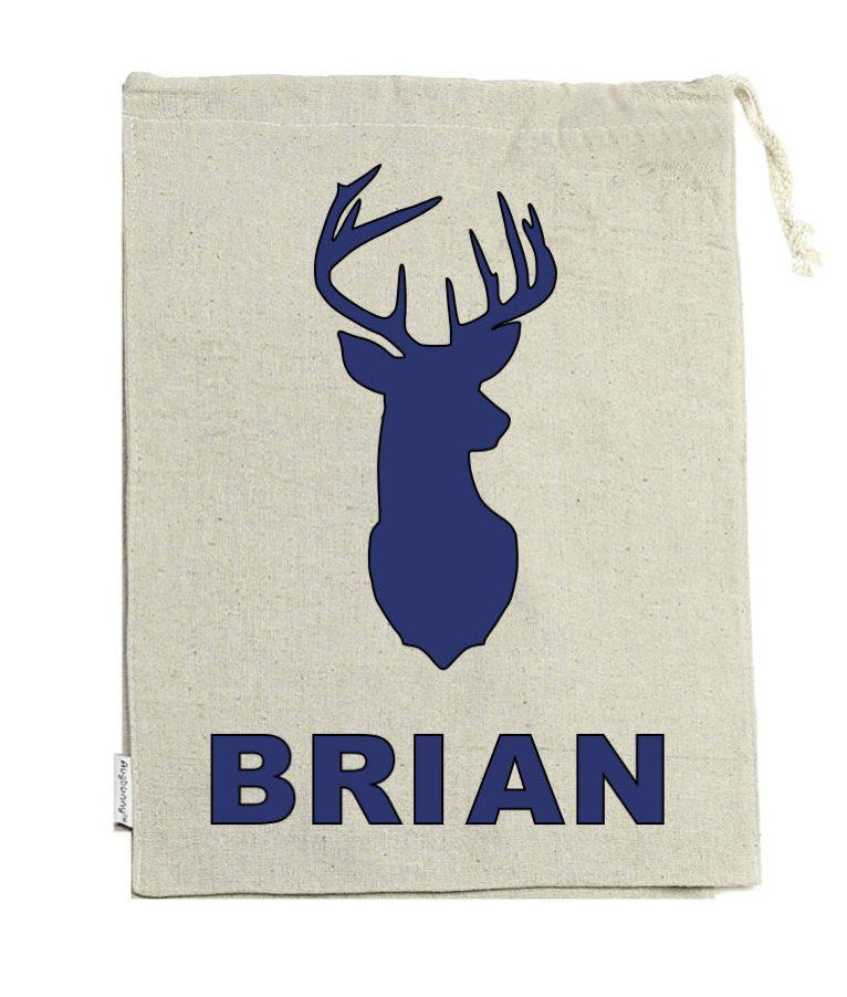 Personalized Gift Bags Travel Laundry Bag Laundry Tote Small