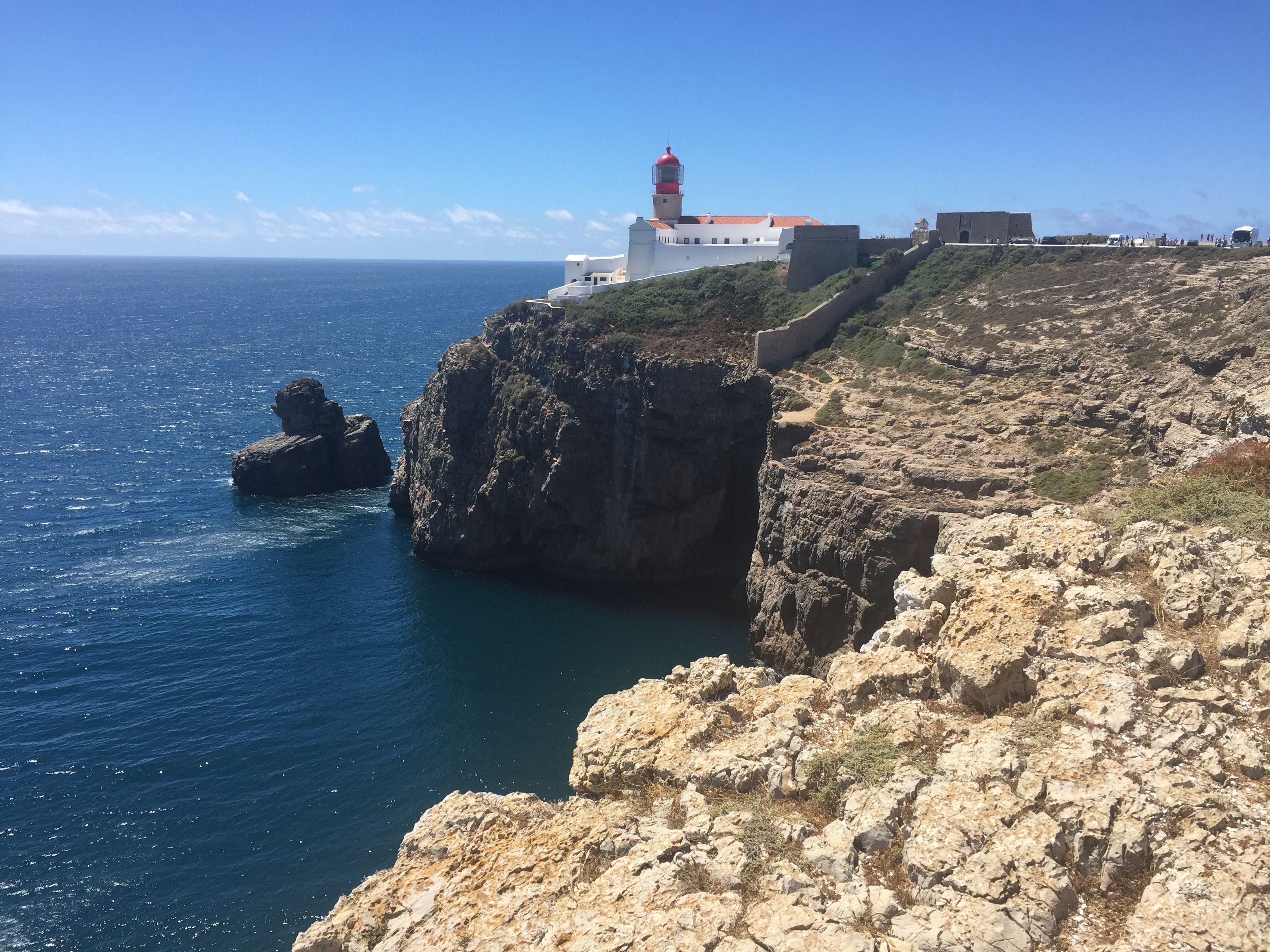 Einde van de wereld Algarve