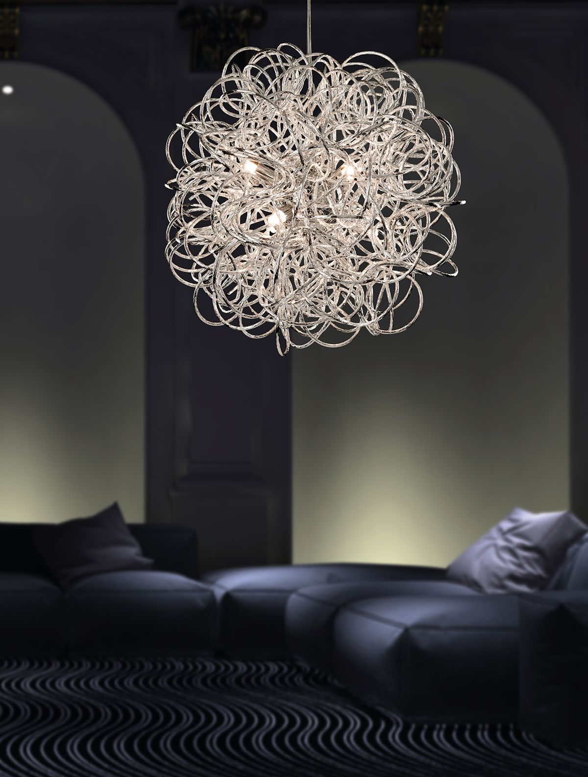Modernise your home with this stunning Stella Ceiling Pendant the perfect focal point for kitchens & Modernise your home with this stunning Stella Ceiling Pendant the ...