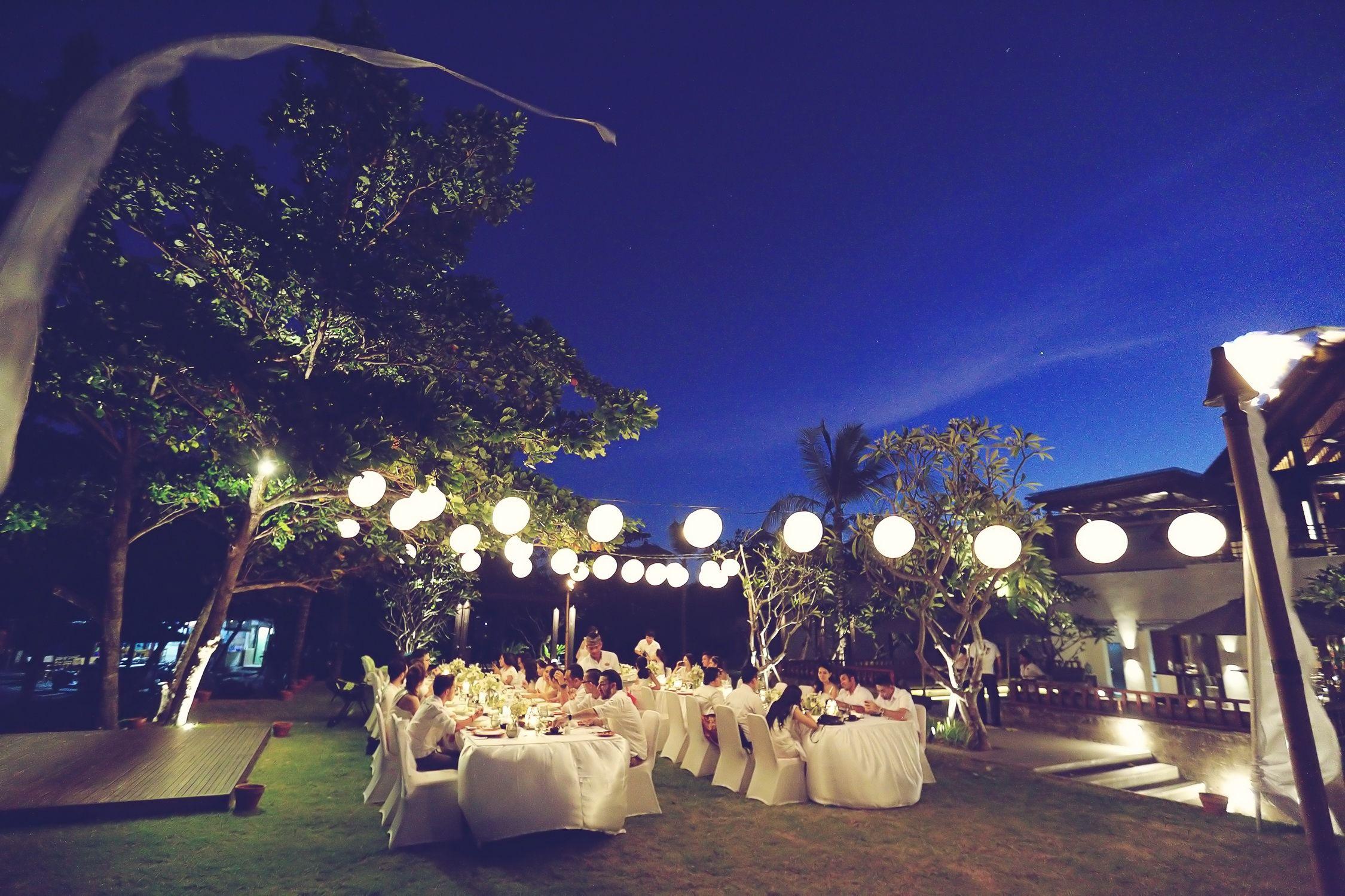 Wedding venues sanur bali