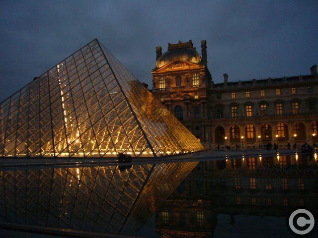 ルーヴル美術館 : フランス落書き帳