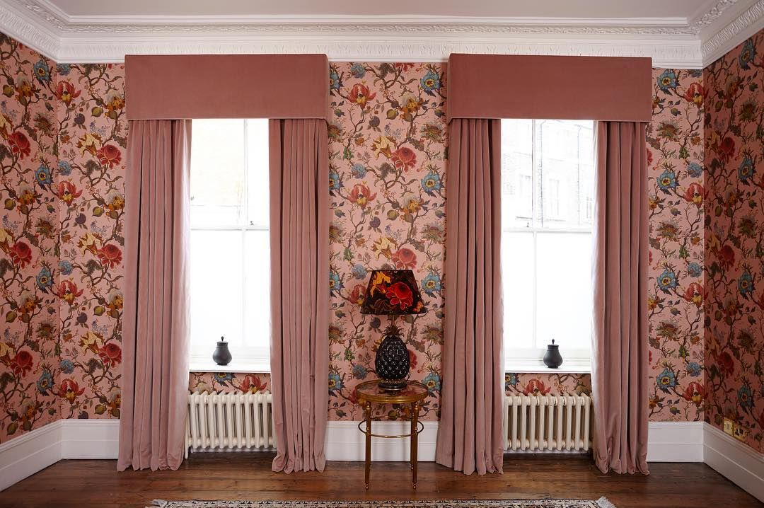 House of Hackney's Artemis wallpaper takes its inspiration