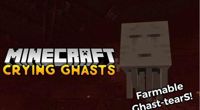 Crying Ghasts Mod 1.15.2/1.14.4 in 2020 Crying, Mod