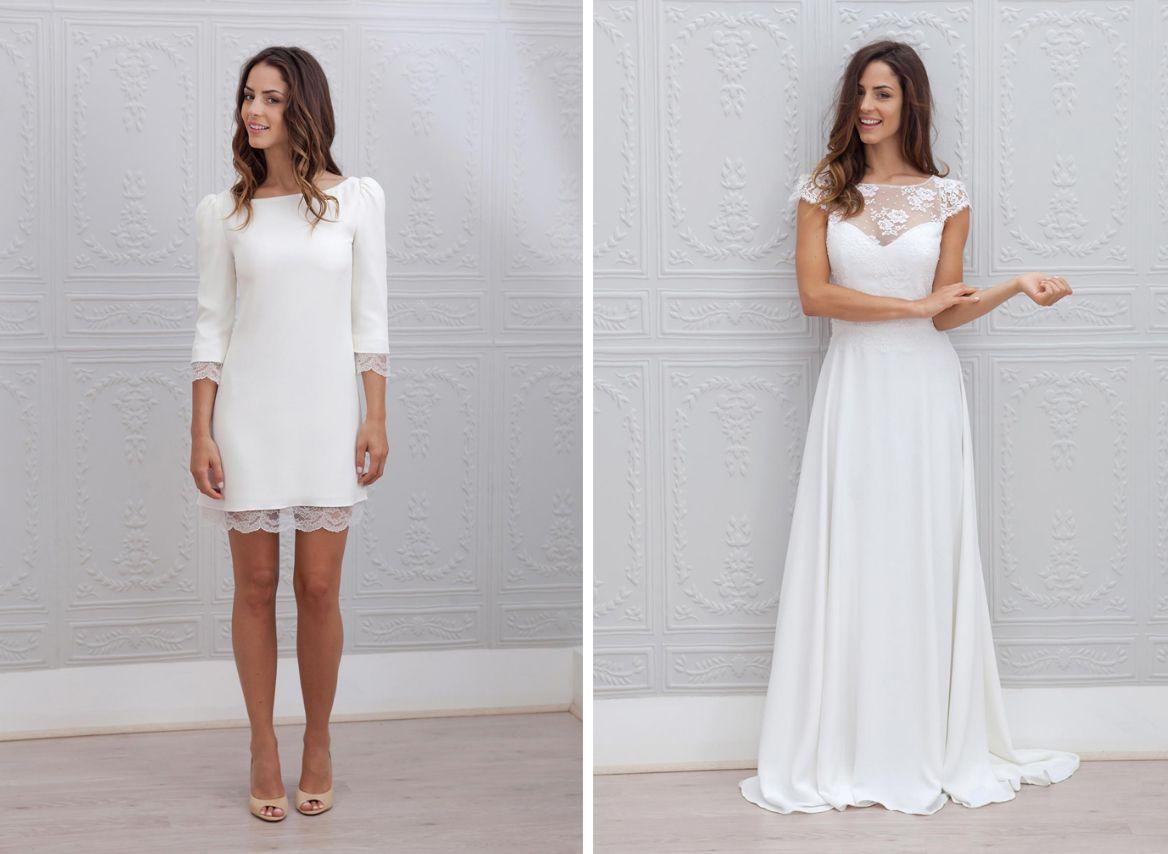Super Marie-Laporte-Ma-Vie-de-Boheme | Robe mariage | Pinterest  FF33