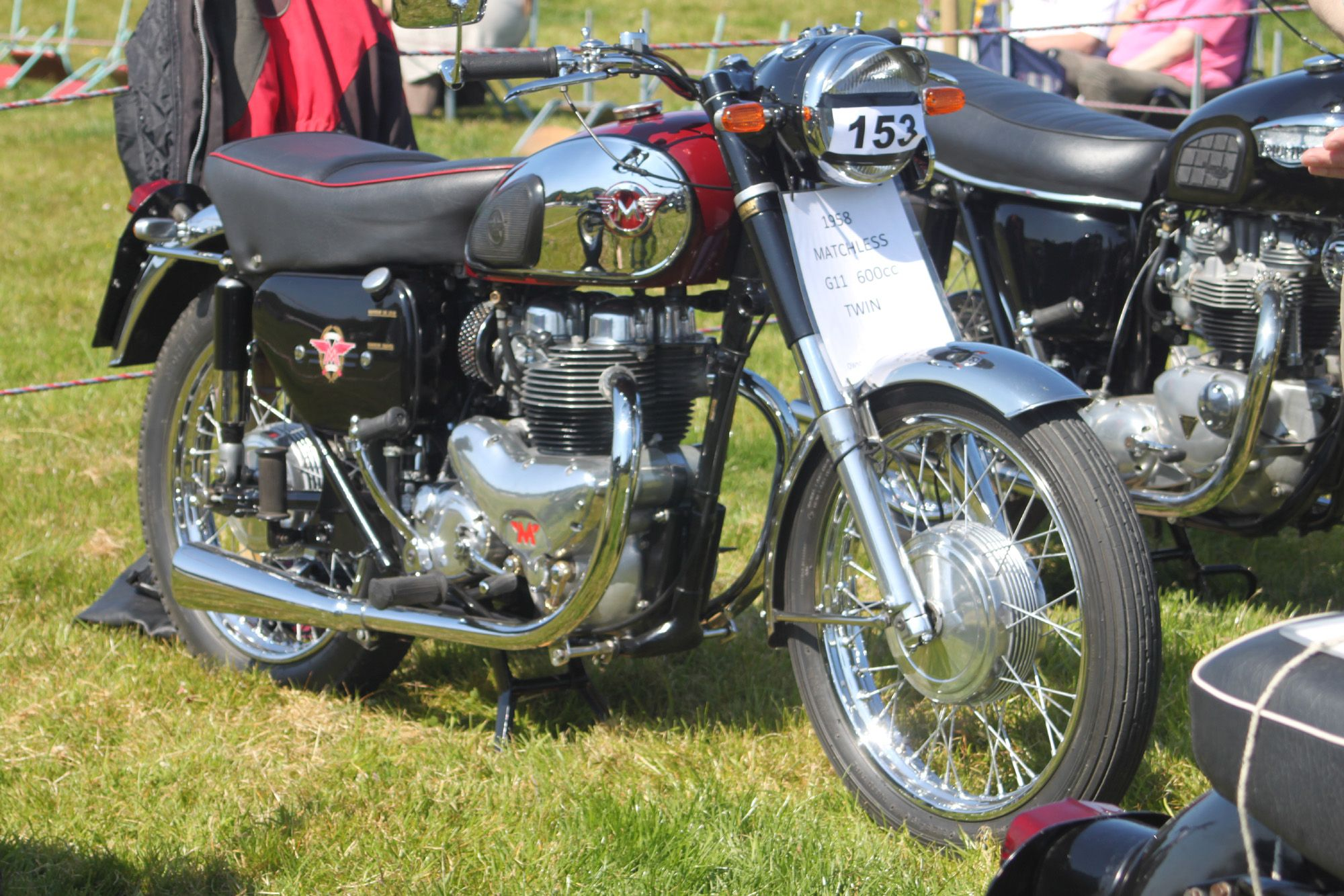 Matchless g 11 csr for sale 1958 on car and classic uk c544589 - Matchless G11 Twin 600cc