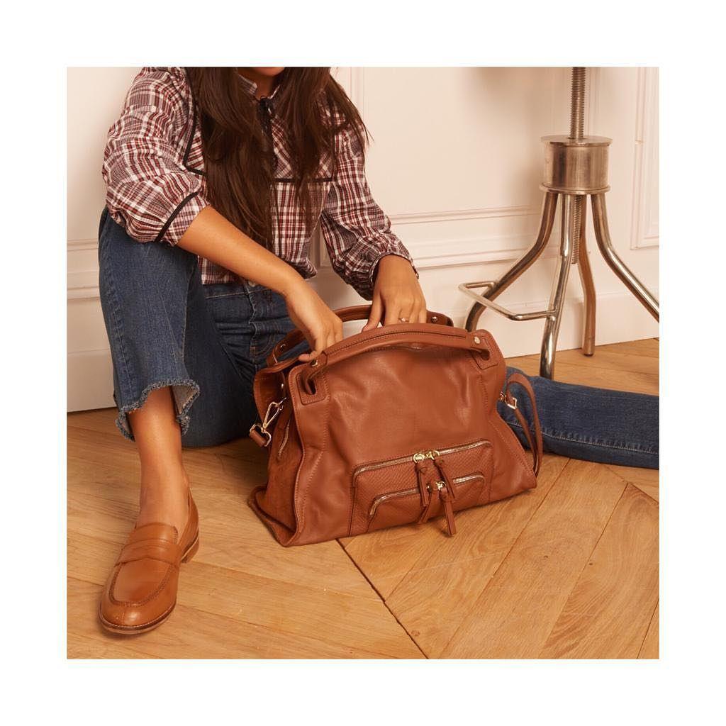 "haut de gamme véritable mode designer magasin officiel Minelli on Instagram: ""Le mocassin Erno, valeur sûre de ..."