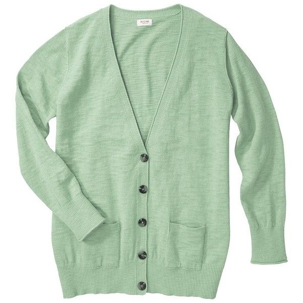 Mossimo Supply Co. Women s Plus-Size Long-Sleeve Boyfriend Sweater -...  ( 23) ❤ liked on Polyvore featuring tops cff971a99