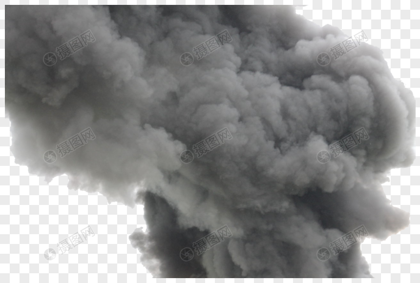 Heavy Smoke Thick Smoke Billowing Smoke Smoke Fog Fire Fire