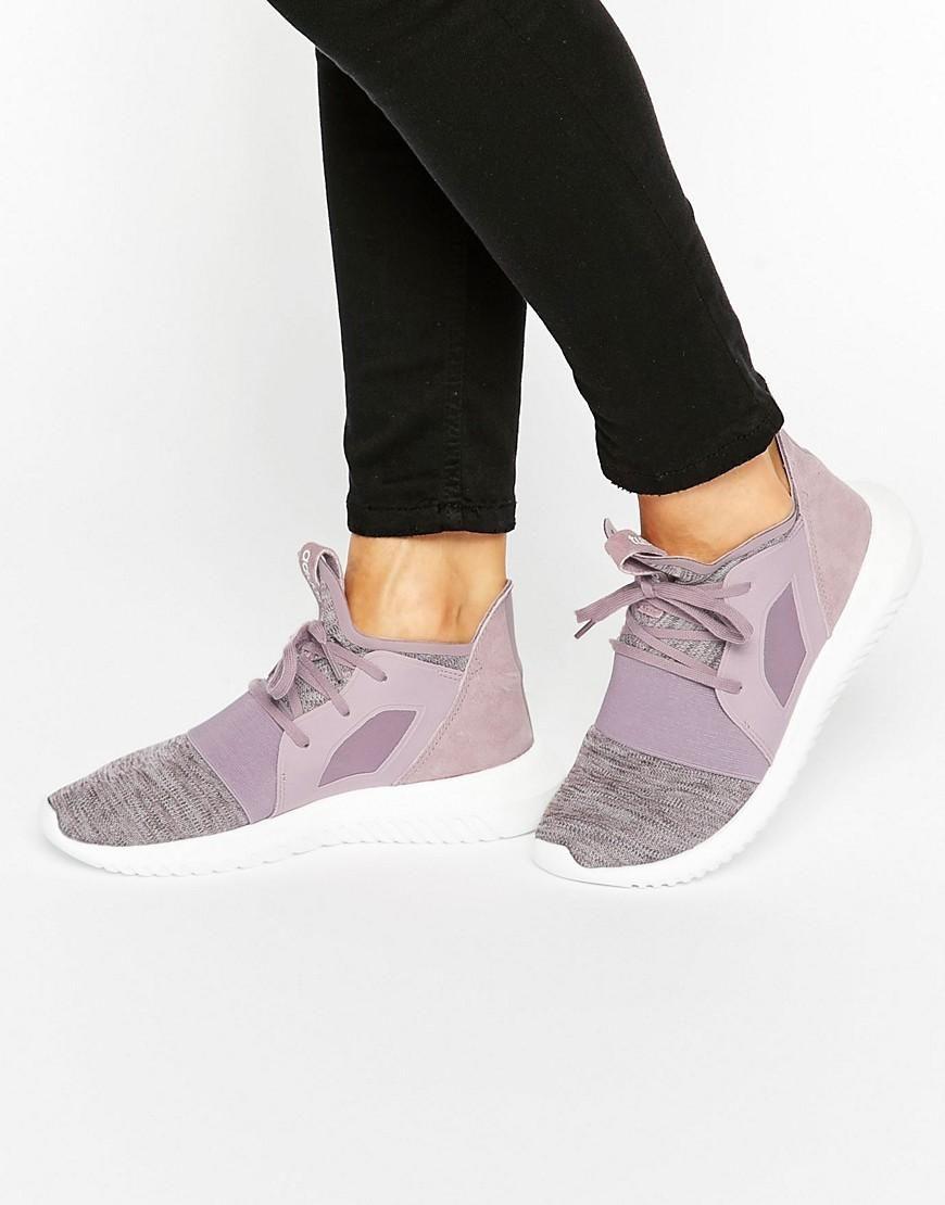 premium selection eae16 34ce6 Adidas   adidas Originals Purple Tubular Viral at ASOS