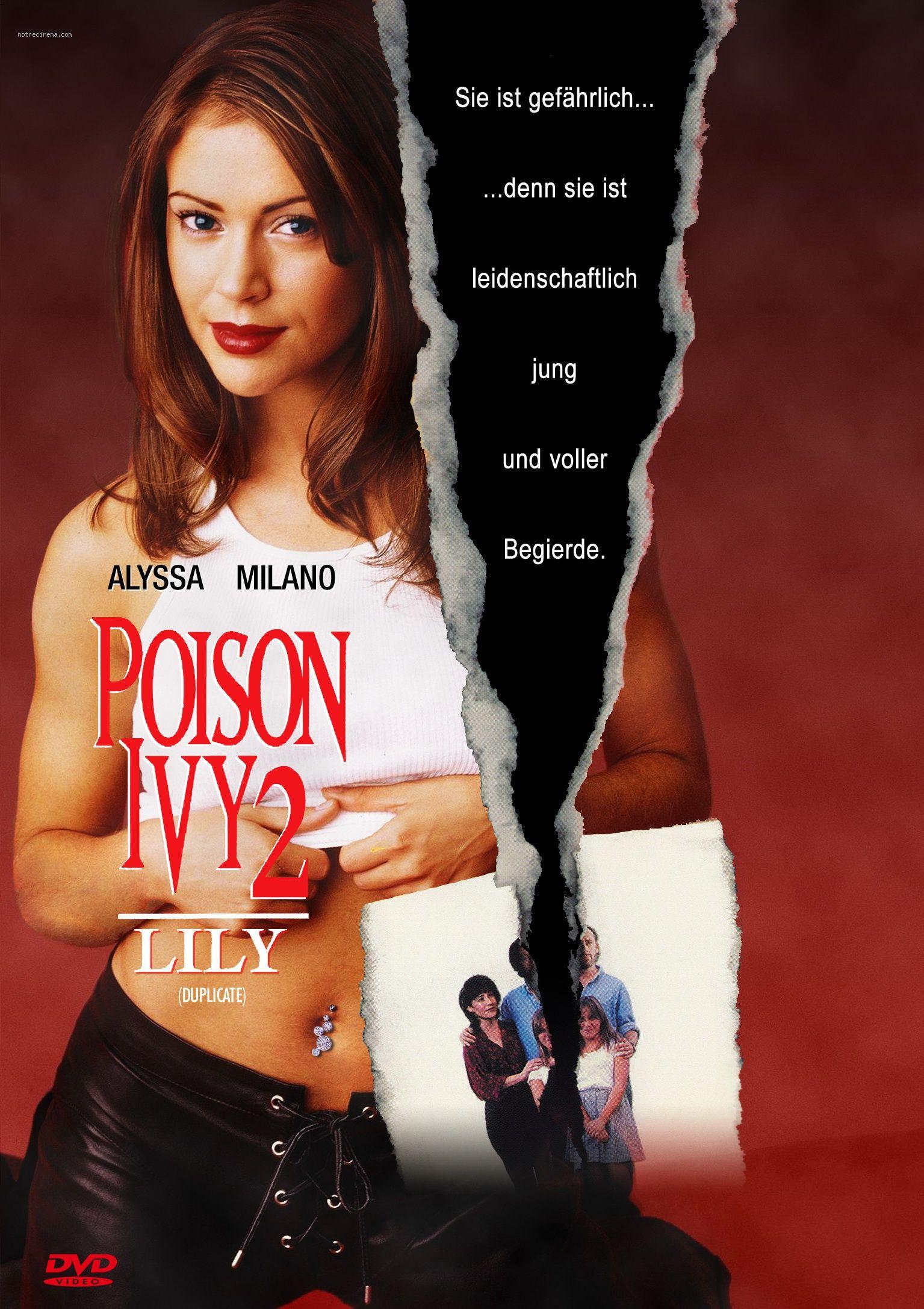 Alyssa Milano Poison Ivy 2 poison ivy 2, lily | poison ivy, poison ivy 2, ivy