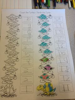 Yertle The Turtle Piles Of Turtles Spring Lesson Plans Turtle