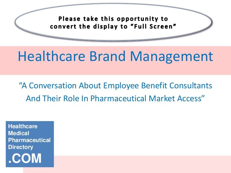 Employee Benefit Consultants And Their Pivotal Roles In Healthcare