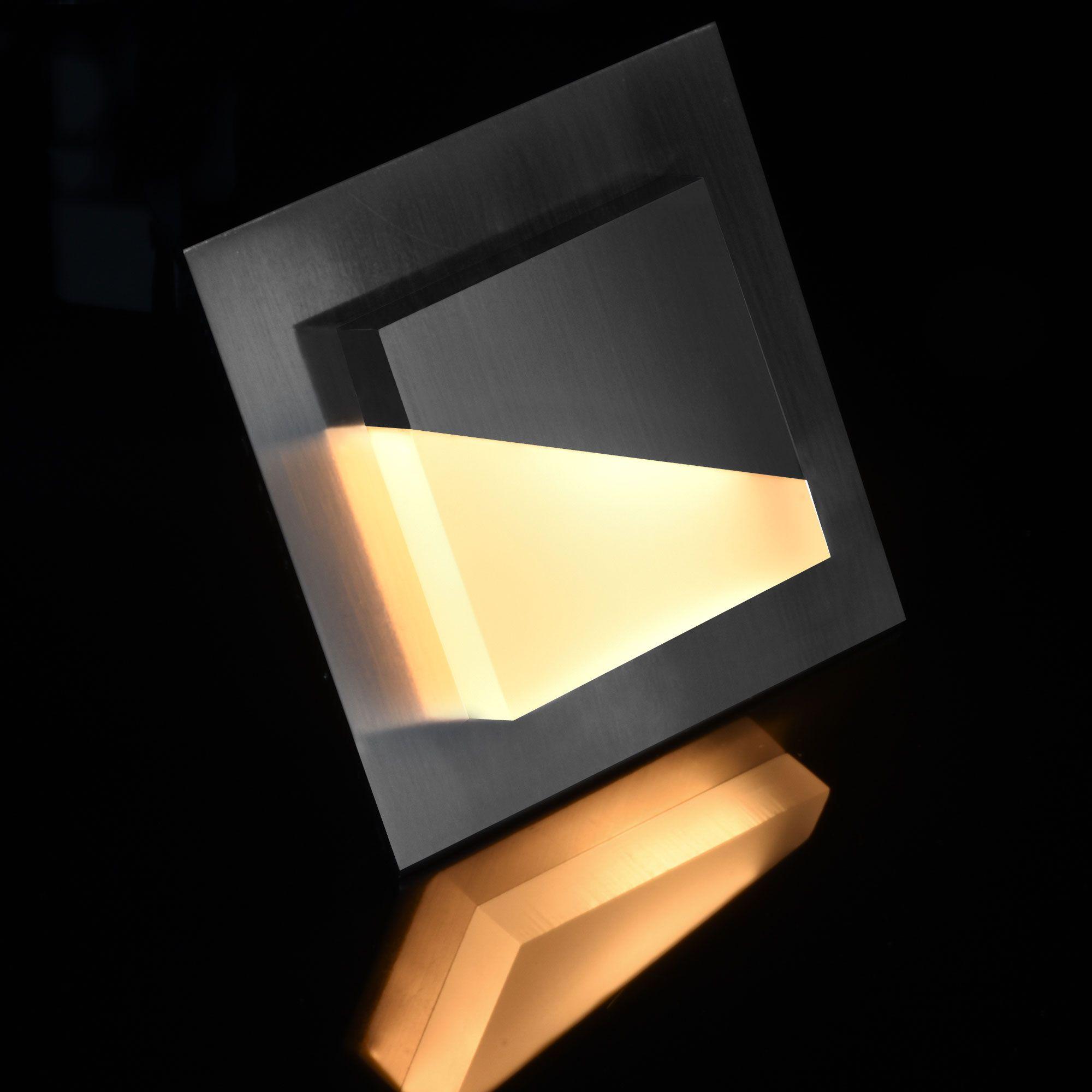 Stufenlicht Led details zu led treppenlicht treppenbeleuchtung treppenleuchte