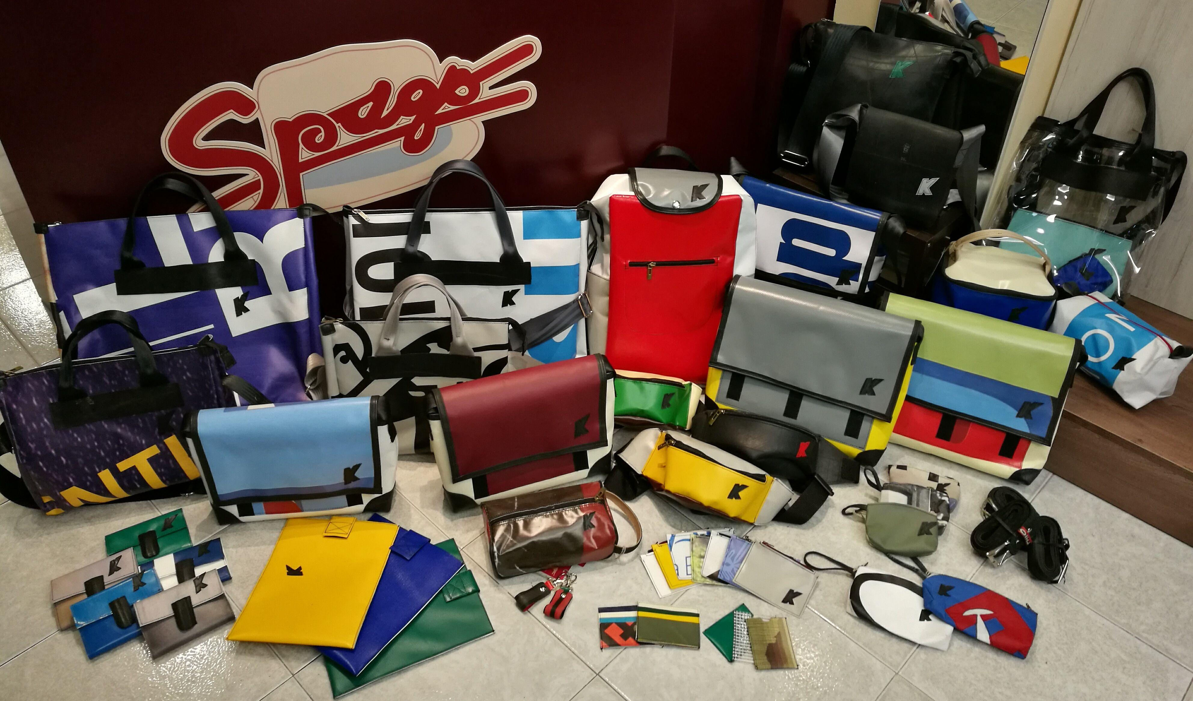 Idee regalo borse e accessori kappamery pezzi unici fatti for Idee e accessori