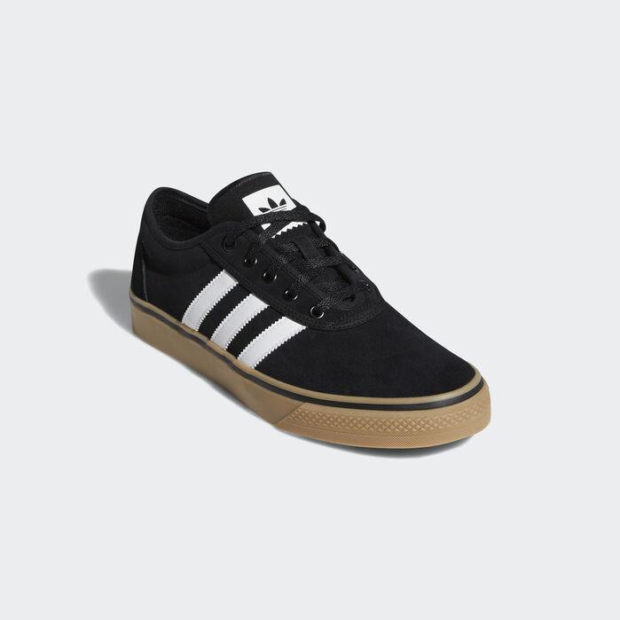 Adiease Shoes Black Mens in 2020 | Black shoes, Shoes, Black