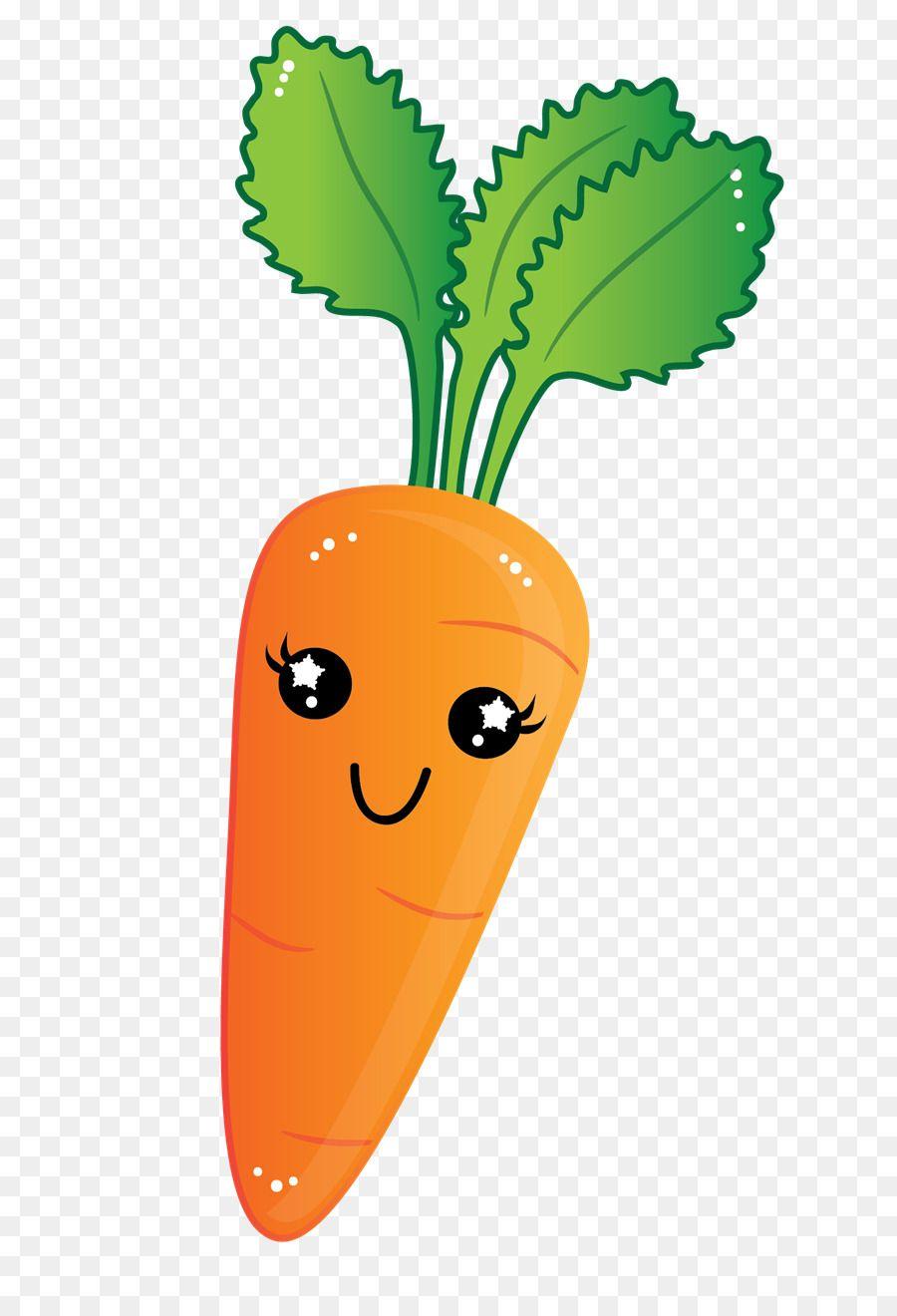 Cute Carrot Clipart Desain Logo Desain