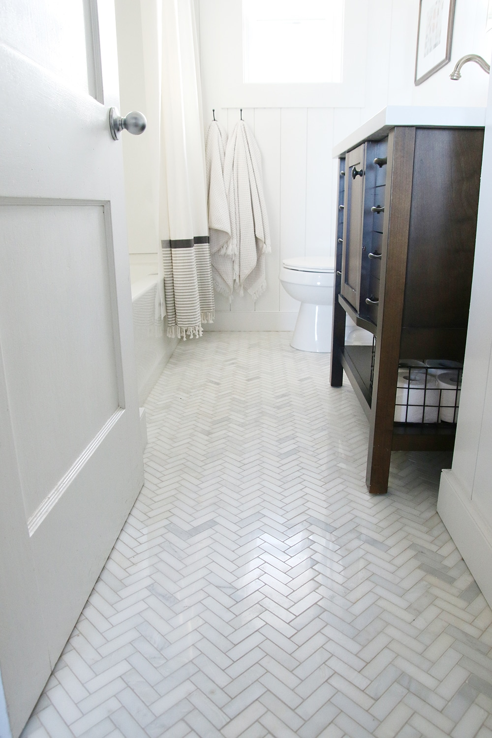 Photo of The Most DIY Friendly Bathroom Renovation We've Ever Done!