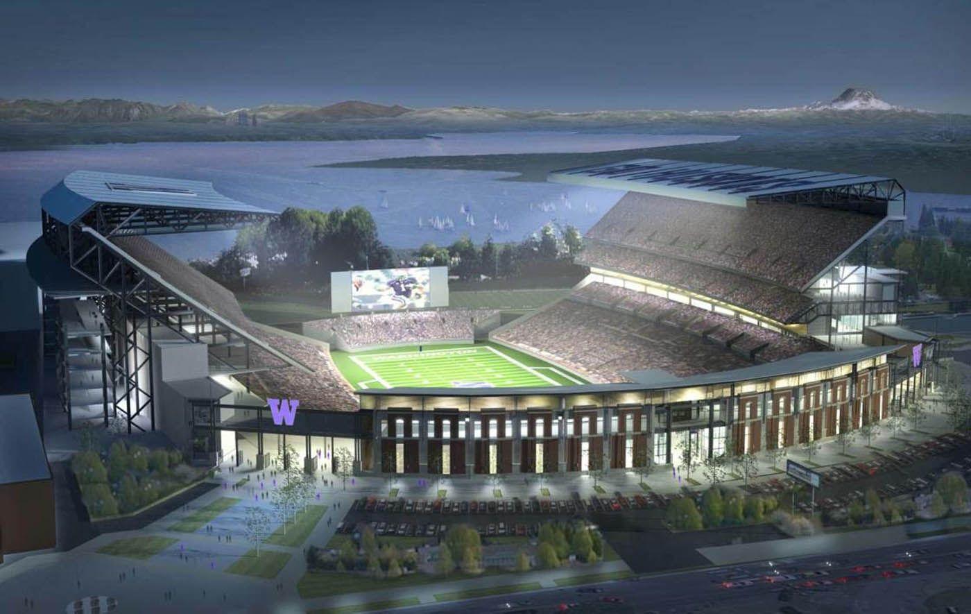 Husky Stadium Webcam Seattle 72500 70500 Skyscrapercity