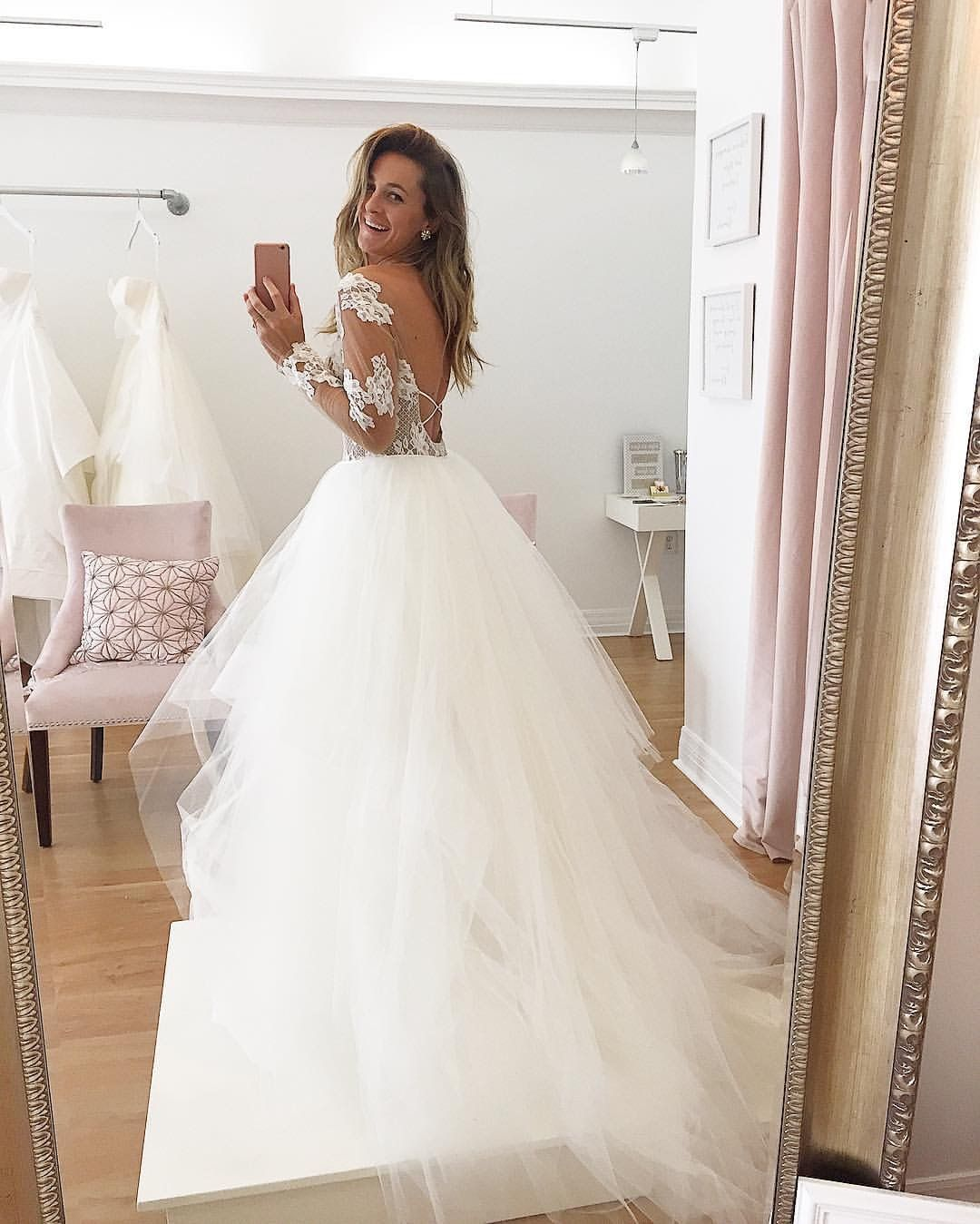 9a9a59040f9f Blush by Hayley Paige Pippa gown | Pure Bridal Boutique | 239.826.1639