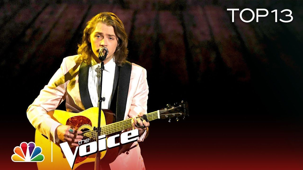 Carter Lloyd Horne Performs James Bay S Let It Go The Voice
