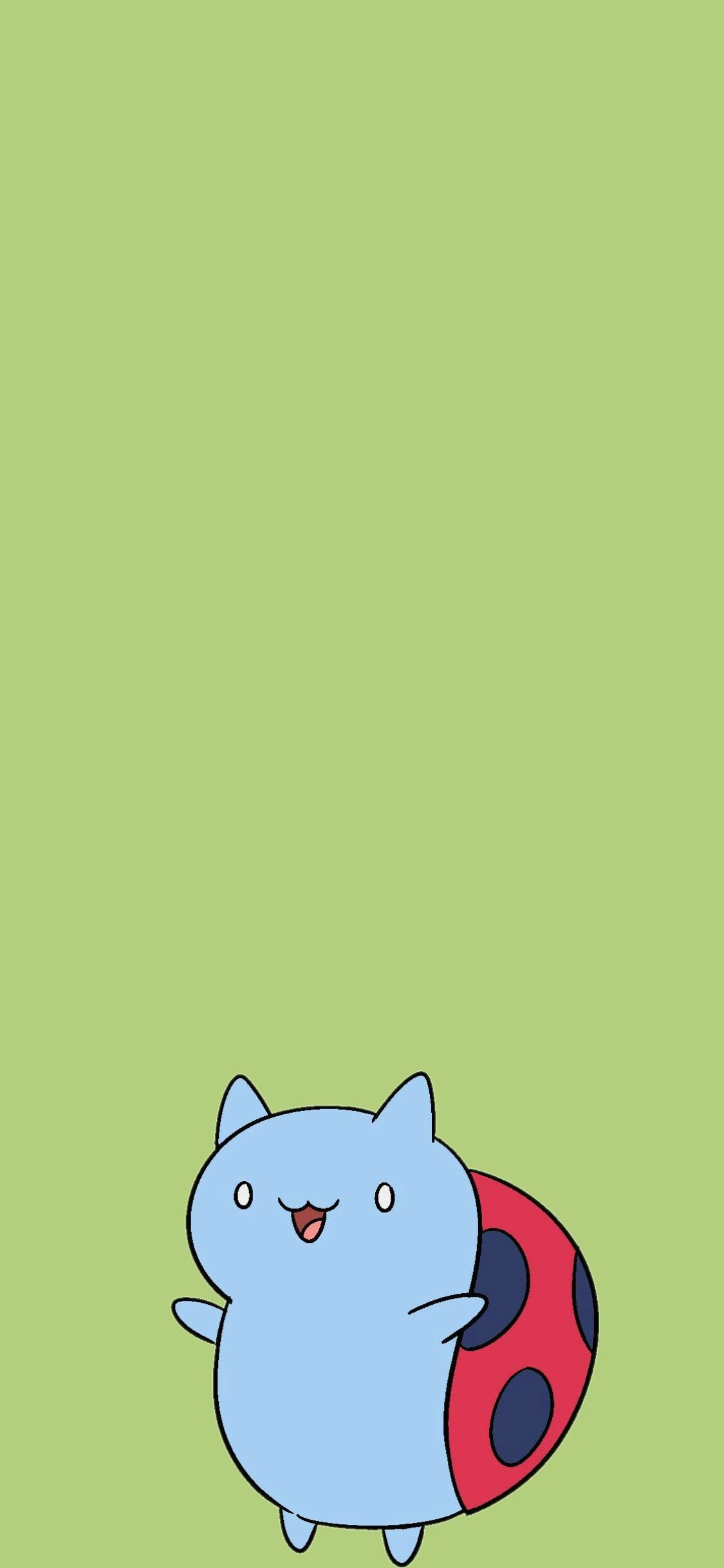 Catbug Wallpaper Creds Livunique14 Cute Cartoon Wallpapers