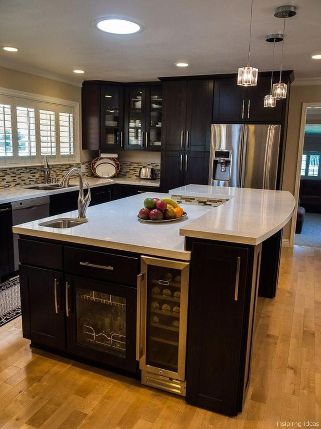 A Kitchen Island Makes Everything From Cooking To Dining A Breeze