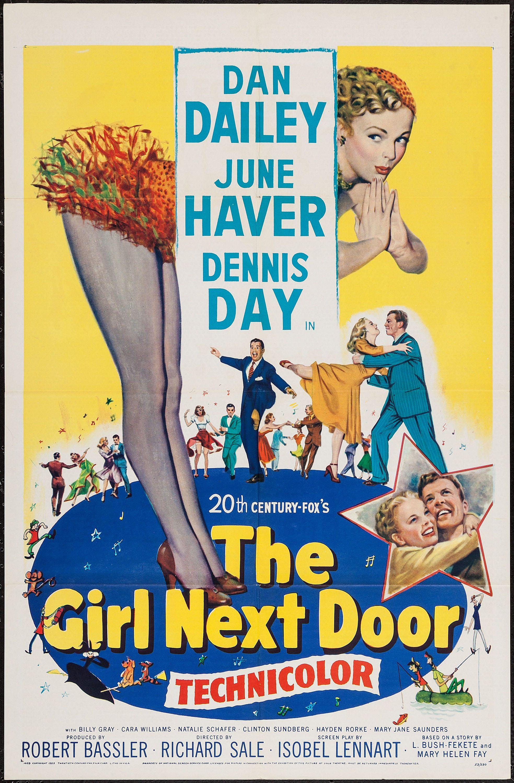 The Girl Next Door (1953) Stars: Dan Dailey, June Haver