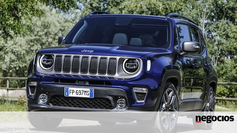 Fotogaleria Jeep Renegade Jeep Renegade Jeep Coches Usados