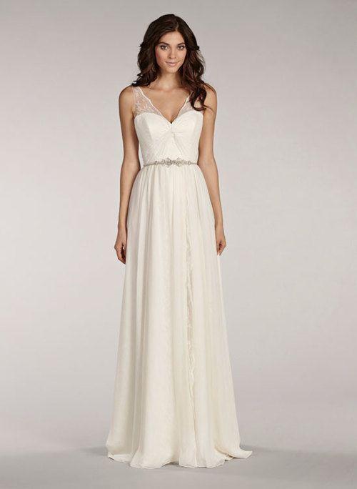 Blush by Hayley Paige Wedding Dress Odessa | #1 bridal gowns ...