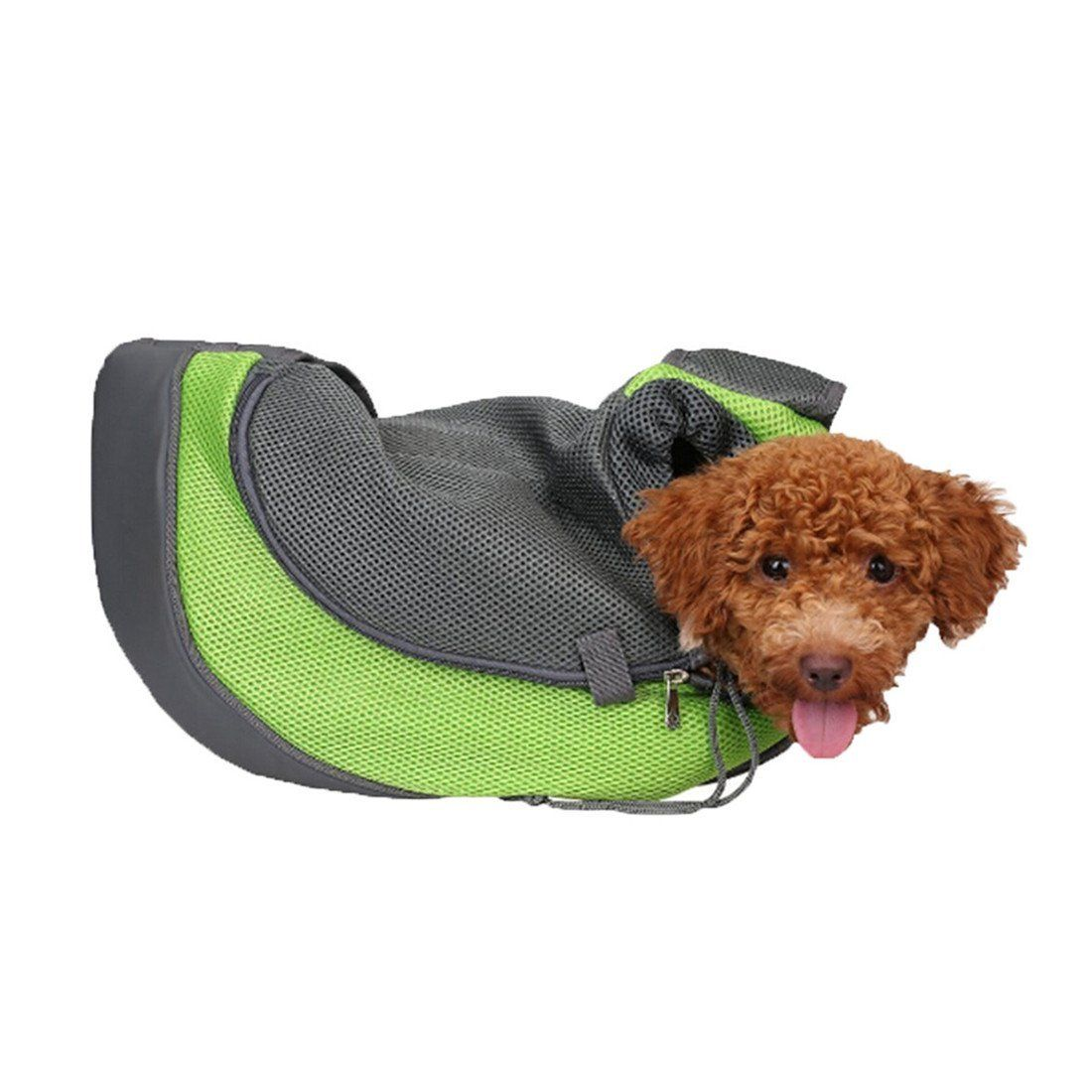 Edtoy Green Pet Dog Cat Puppy Kitten Travel Portable Bag