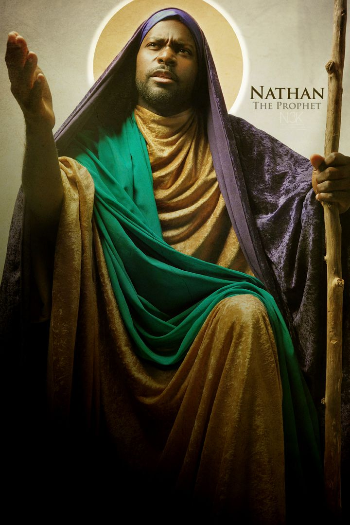 Nathan the Prophet by International Photographer James C