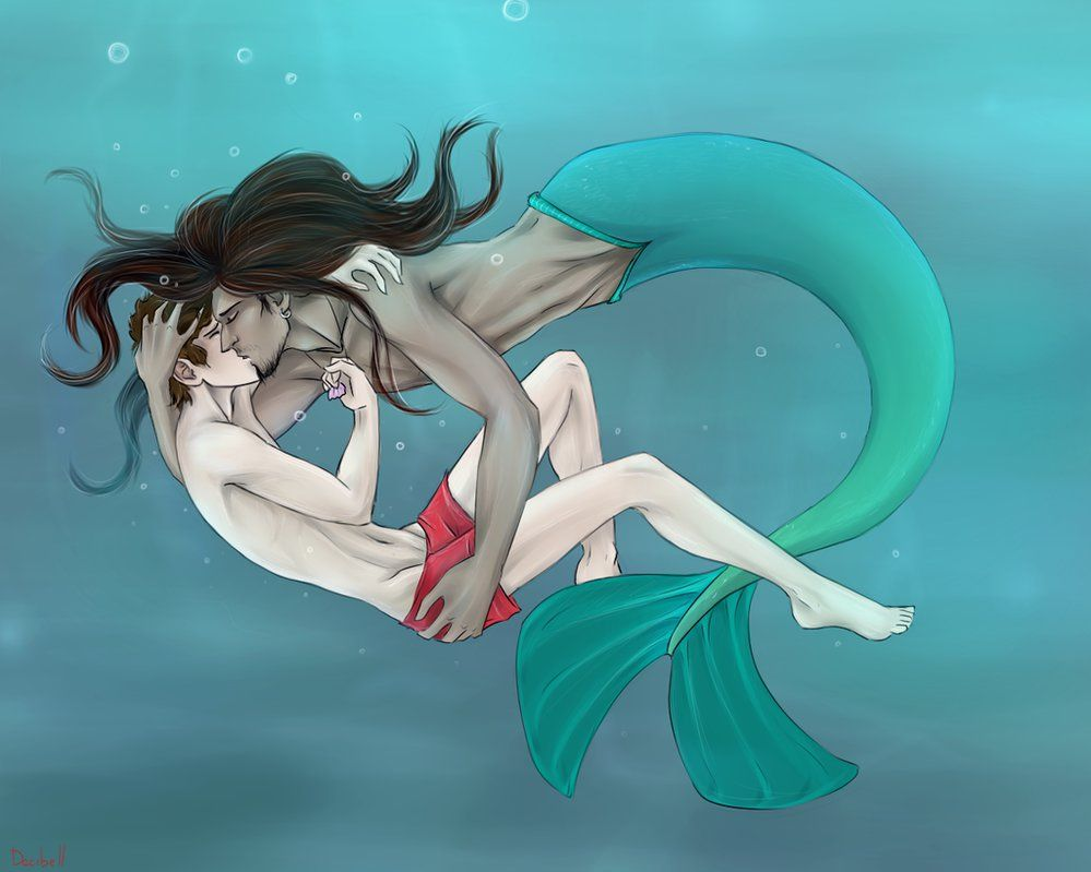 This graphic novel shows why mermaid sex is a very bad idea